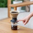 【沐湛咖啡】(含玻璃下座) HARIO 浸漬式套組 SSD-5012-B玻璃材質 日本製 聰明濾杯/V60濾杯