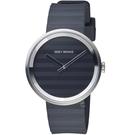 ISSEY MIYAKE三宅一生PLEASE系列波紋概念腕錶   VJ20-0110C SILAAA01Y
