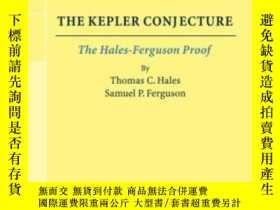 二手書博民逛書店The罕見Kepler Conjecture-開普勒猜想Y436638 Jeffrey C. Lagarias