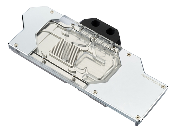 Phanteks 追風者 PH-GB2080TiFE_CR01 Nvidia GPU Block((顯示卡)水冷頭-銀色