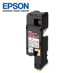 【特惠款】EPSON S050612 原廠紅色碳粉匣 C1750N