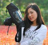 相機防水袋照相機防塵罩單反相機攝影遮雨防水套雨衣3C公社