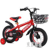 兒童自行車2-3-4-6-7-8-9-10歲腳踏單車男孩小孩女孩童車 aj6331『東京潮流』