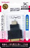 HDMI公對DVI-I29母 【多廣角特賣廣場】sincyuan