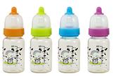 Basilic 貝喜力克D100防脹氣PES葫蘆型奶瓶-120ml/S