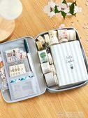 韓國帆布筆袋 簡約小清新大容量鉛筆袋 可愛中學生多功能文具盒女  夢想生活家