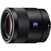 送保護鏡+KENKO偏光鏡 24期零利率 SONY 蔡司 Sonnar T* FE 55mm F1.8 ZA 定焦鏡 (SEL55F18Z) 公司貨