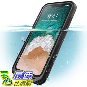 [106美國直購] 防水手機保護殼 iPhone X Case i-Blason Aegis Waterproof Full-body Rugged Case