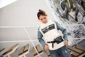 腰包  時尚新款女式皮腰包韓版休閒迷你手機包小腰包pu皮帶 『伊莎公主』