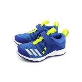 adidas RapidaFlex 2 EL K 訓練鞋 運動鞋 藍色 童鞋 CQ0100 no538