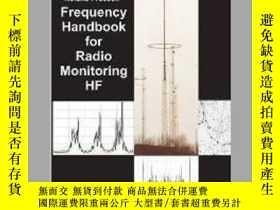二手書博民逛書店Frequency罕見Handbook for Radio Monitoring HFY405706 Rola