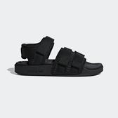ADIDAS ADILETTE SANDAL 2.0 W [CG6623] 女鞋 運動 休閒 透氣 涼鞋 雨鞋 水鞋 黑