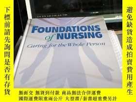 二手書博民逛書店Foundations罕見of NursingY4211 ISB