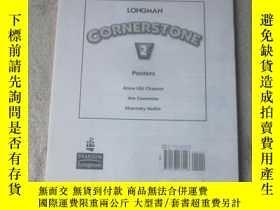 二手書博民逛書店Longman罕見Cornerstone Posters 2(未