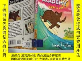 二手書博民逛書店mammoth罕見academy 猛獁學院Y200392