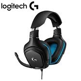 Logitech 羅技  G431 7.1環繞電競耳機麥克風75折▼ 現省500【滿額抽PS5】