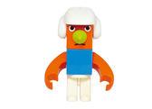 故事系列智高積木公仔 起司#7134-2 GIGO 科學玩具 (購潮8)