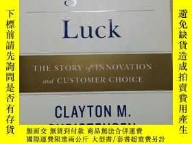 二手書博民逛書店Competing罕見Against Luck : The Story Of Innovation And Cus