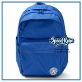CONVERSE 後背包 Chuck 電腦包 亮藍 筆電 夾層 基本款 10003336A01【Speedkobe】