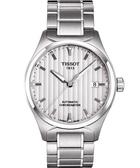TISSOT 天梭 T-Tempo C.O.S.C. 天博系列機械手錶 T0604081103100
