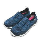 LIKA夢 LOTTO 輕量健走鞋 EASY WEAR 系列 藍黑 5906 女
