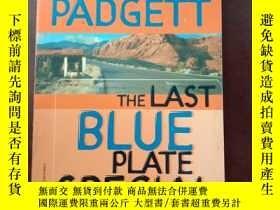 二手書博民逛書店THE罕見LAST BLUE PLATE SPECIALY669