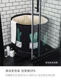 全館83折泡澡桶女成人家用全身折疊浴盆洗澡桶神器加厚沐浴桶澡盆
