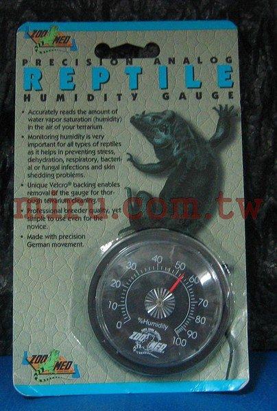 【西高地水族坊】ZOO MED爬蟲類比溫度計