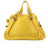【Chloé】黃色 中型 paraty 兩用包 CL19000076