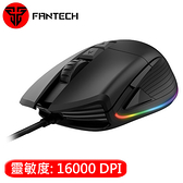 FANTECH UX1 HERO RGB終極戰士專業電競遊戲滑鼠