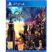 PS4 遊戲片 KINGDOM HEARTS III 王國之心3
