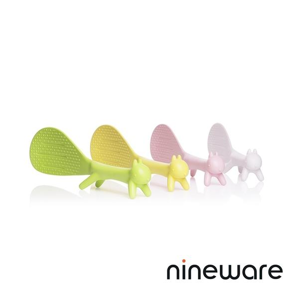 韓國nineware 松鼠立架飯匙(共4色)