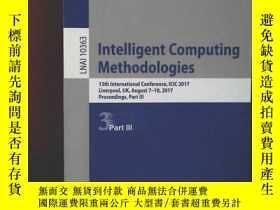 二手書博民逛書店Intelligent罕見Computing Theories