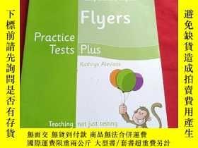二手書博民逛書店Young罕見Learners EngIish FIgers Practice Tests PIusY1790