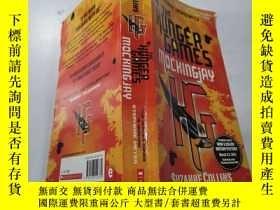 二手書博民逛書店the罕見hunger games: 饑餓遊戲Y212829