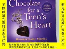 二手書博民逛書店Chocolate罕見for A Teen s Heart: U