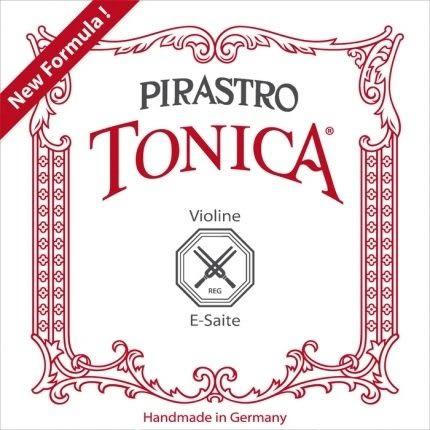 【非凡樂器】PIRASTRO / TONICA 德國進口小提琴弦組 尼龍弦 3/4 & 4/4適用