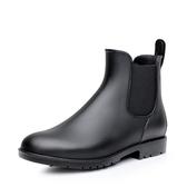 雨牧時尚防滑雨鞋男成人防水鞋套鞋低筒馬丁雨靴男大碼短筒水靴