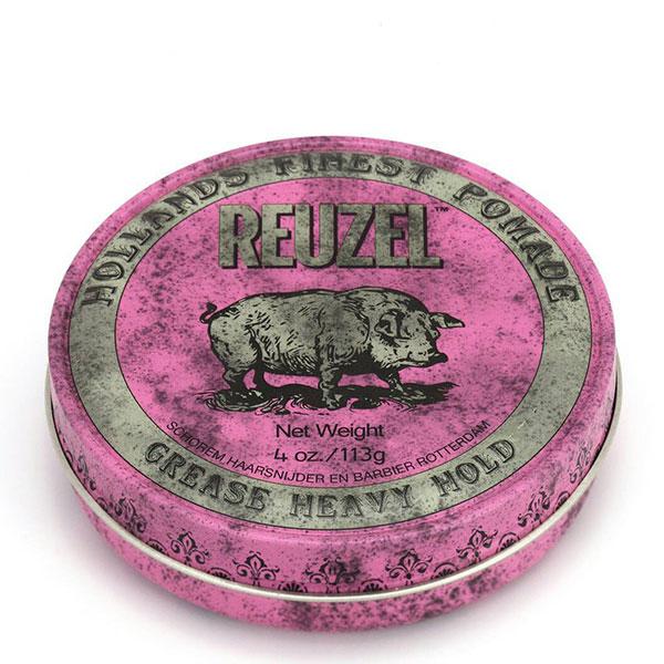 REUZEL 粉紅豬超強髮油113g (00020)【娜娜香水美妝】
