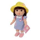 Baby Blush 親親寶貝 小貝拉娃娃上學配件組 玩具反斗城