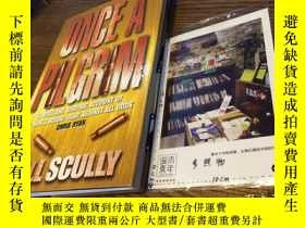 二手書博民逛書店英文原版罕見once a pilgrim : the true