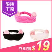 超萌貓咪耳朵髮帶(1入) 多款可選【小三美日】洗臉/美妝/髮箍 $29