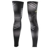 自行車腿套-舒適彈性速乾排汗單車防曬腿套73fn8【時尚巴黎】