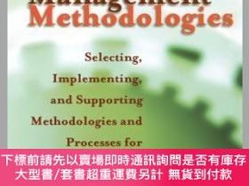 二手書博民逛書店預訂Project罕見Management Methodologies: Selecting, Implement
