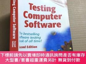 二手書博民逛書店TESTING罕見COMPUTER SOFTWAREY259724 Cem、Jack、Hung Q. Nguy