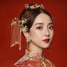秀禾頭飾新娘結婚發飾中式