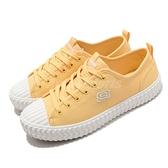 Skechers 休閒鞋 V Lites 黃 白 女鞋 帆布鞋 簡約 時尚 運動鞋 【ACS】 66666262YEL