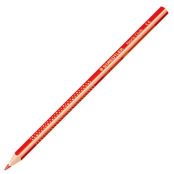施德樓 MS128 NC6 快樂學園 三角舒寫油性色鉛筆-加寬型6色