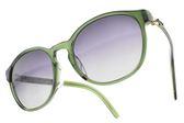 Ic! Berlin 太陽眼鏡 MODEL HELENE ROSE GOLD (透綠金-漸層藍鏡片) 薄鋼工藝墨鏡# 金橘眼鏡
