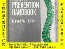 二手書博民逛書店Back罕見Injury Prevention Handbook
